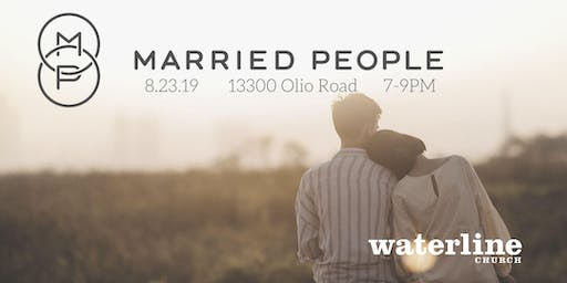 Married People Night-Waterline Church