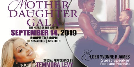 Mother Daughter Gala tickets