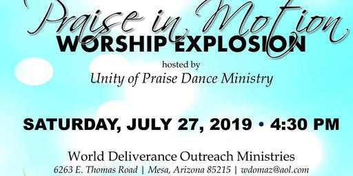 Praise in Motion / Worship Explosion