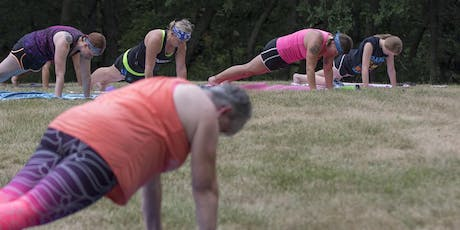 YMCA Yoga Time in Bayliss Park tickets