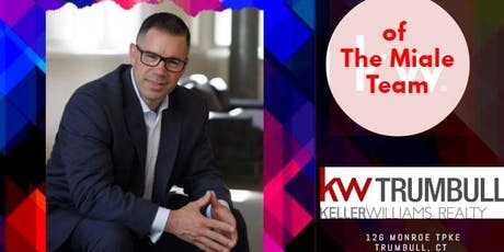 KW Trumbull hosts Chris Grant of The Miale Team - 7/17/19! tickets