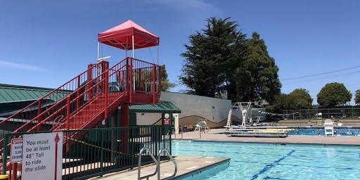 Summer Splash Pool Party