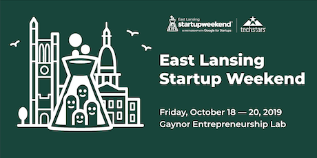 East Lansing Startup Weekend tickets