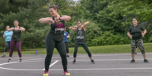 Zumba® in the Park