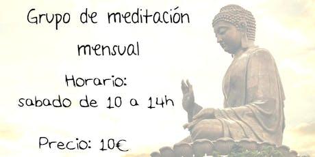 Grupo de meditación entradas