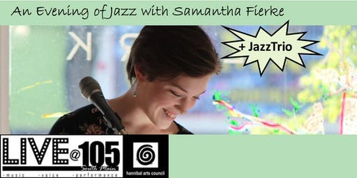 LIVE@105: Samantha Fierke + Jazz Trio