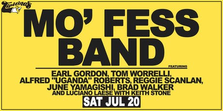 Mo' Fess Band tickets
