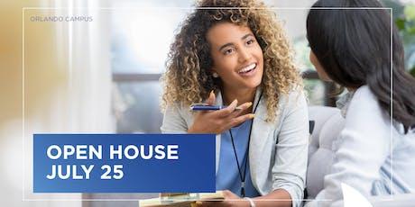 Open House Nova Southeastern University Orlando tickets