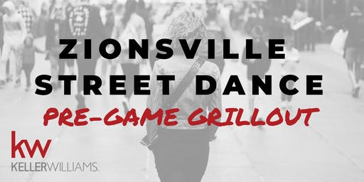 Zionsville Street Dance - Pre-Game Cookout