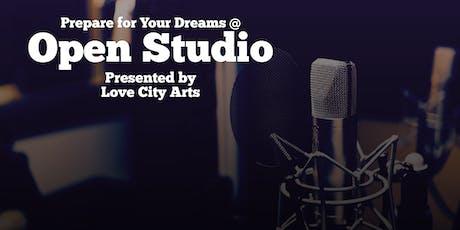 Love City Arts' Open Studio tickets