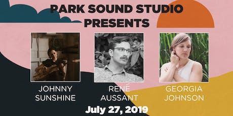 Park Sound Presents: Georgia Johnson, Johnny Sunshine & René Aussant tickets