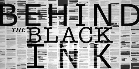 Behind the Black Ink: Expert Panel on the Mueller Report  tickets