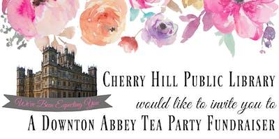 CHPL Downton Abbey Tea Party Fundraiser