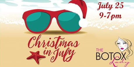 Christmas in July! tickets