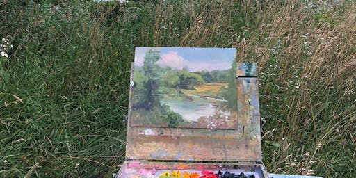 SIP N PAINT: BASIC LANDSCAPES WITH KENDALL KLINGBEIL