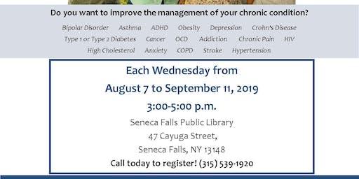Chronic Disease Self Management Classes