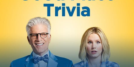 The Good Place Trivia tickets