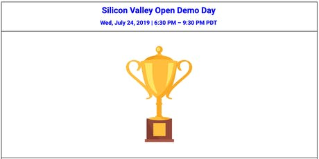 Silicon Valley Open Demo Day tickets