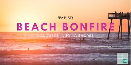 TAP-SD Annual Beach Bonfire tickets