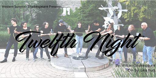 Western Summer Shakespeare presents: Twelfth Night