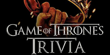 Game of Thrones Trivia tickets