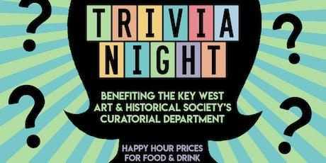 Trivia Night Fundraiser tickets