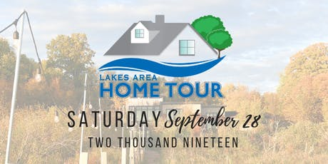 Lakes Area Home Tour tickets