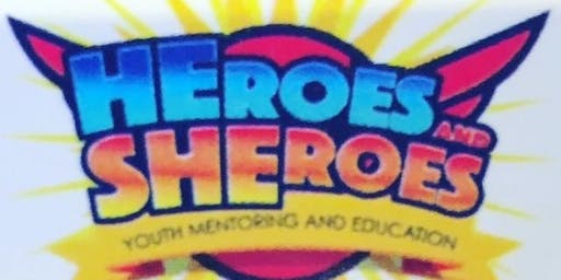 HEroes and SHEroes Charity Comedy Show Fundraiser