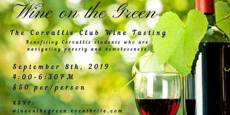 Wine on the Green 2019 tickets