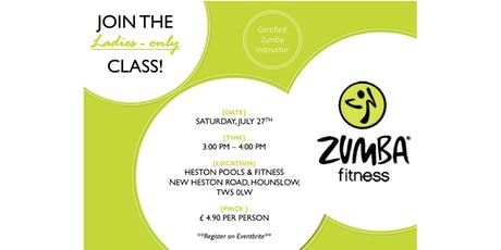 Women's Only Zumba Session tickets