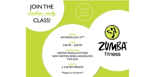 Women's Only Zumba Session