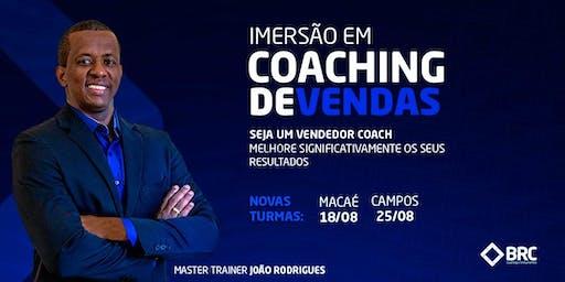 IMERSÃO EM COACHING DE VENDAS