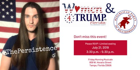 Scott Ryan Presler - Republican Activism Training tickets