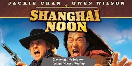 Movie night(Shanghai Noon) tickets