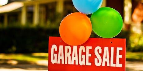 Fall Citywide Garage Sale tickets