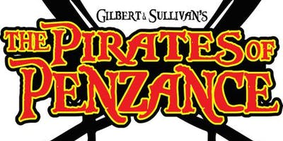 """The Pirates Of Penzance"" musical comedy at Hullabaloo"