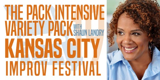 KCIF19 Workshops - The Pack Intensive Variety Pack w/ Shaun Landry