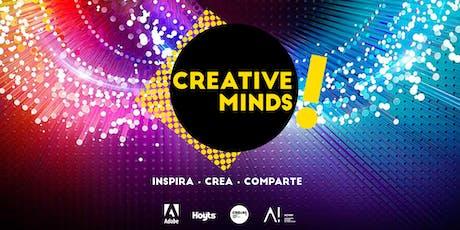 Creative Minds tickets