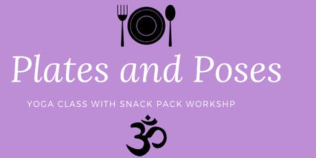 Plates and Poses tickets
