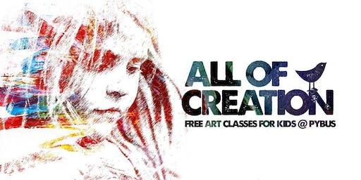 All of Creation - Art for Kids