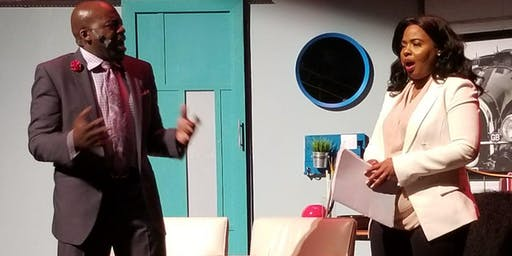 A Leap of Faith Stage Play