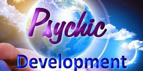 "Psychic Development Class by International Psychic Medium Ericka Boussarhane ""Psychic 104 Course Providing a Psychic Reading"" tickets"