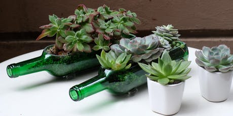 Simple Succulents tickets