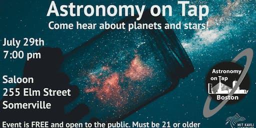 Astronomy on Tap, Boston