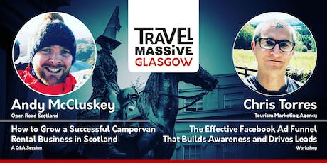 Travel Massive Glasgow July tickets