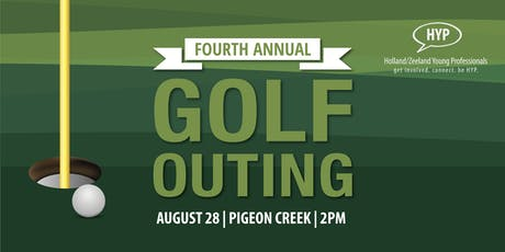 HYP Annual Golf Outing at Pigeon Creek tickets