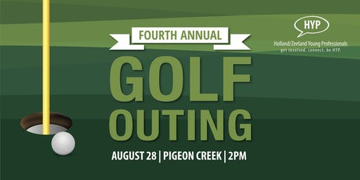 HYP Annual Golf Outing at Pigeon Creek