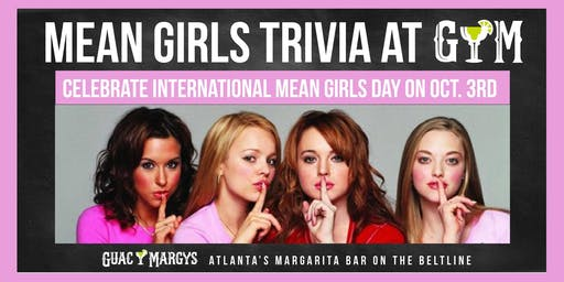 Mean Girls Trivia Night Part 2