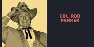 Col Rob Parker Meet & Greet Combo/WrestleCade FanFest...