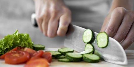 Cook Smart, Eat Smart School Session 3: Knife Skills & Portion Control tickets